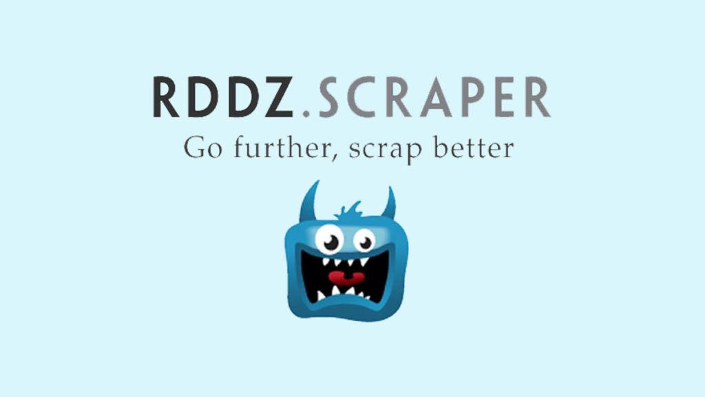 rdds scraper