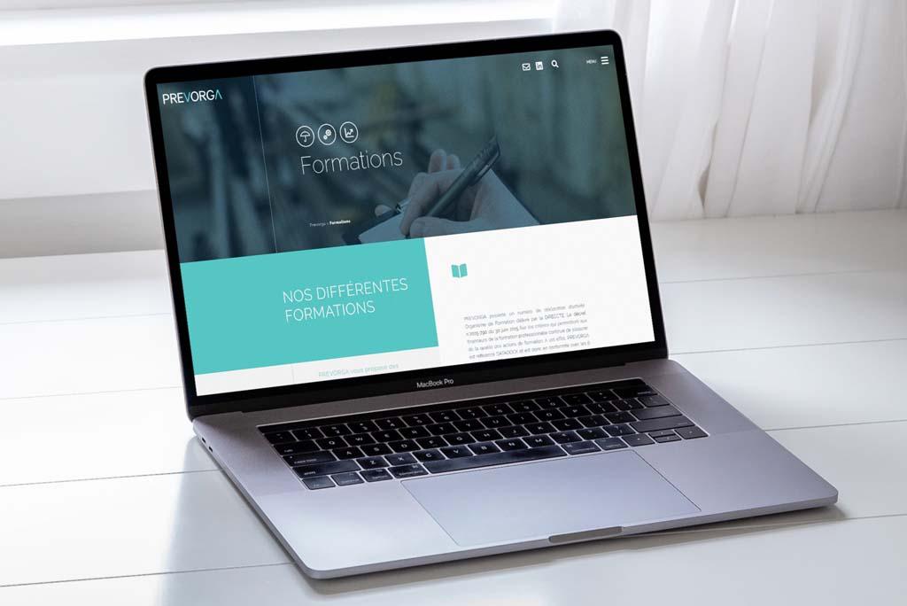 Webdesign Visuels